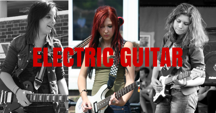 Guitar lessons - AllStars ROCKschool Welling - more than a
