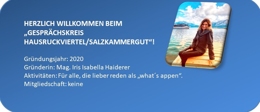 WU Alumni Salzkammergut, WU Alumni Club, Iris Haiderer