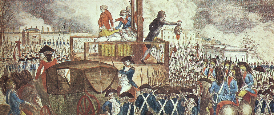Hinrichtung Ludwig XVI.
