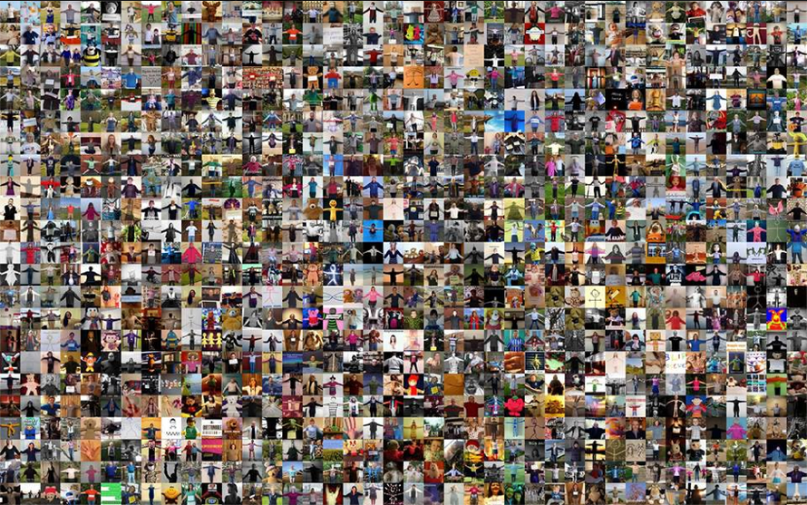 #Blipfoto users (915) join digital hands over concerns about future of company and user community. (Compiled by Karen Messenger and posted on the Blipfoto Friends Facebook page).