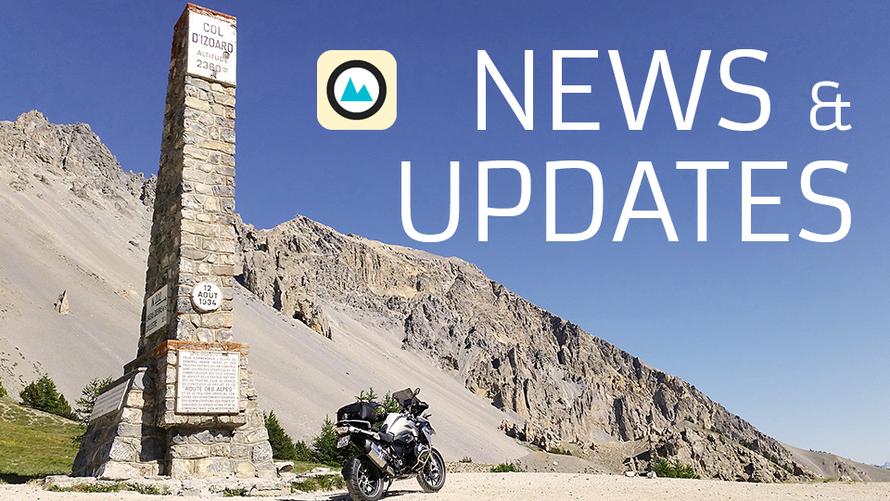 Updates und News auf Pässe.Info