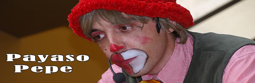 Payaso Pepe Tarragona, payasos Barcelona, fiestas infantiles, aniversarios, eventos, espectáculos profesionales