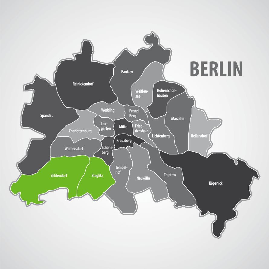 Wohnungsauflösung Zehlendorf