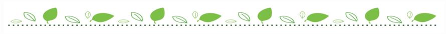 大分県別府市にある頭痛専門整体院:大分別府 頭痛専門ここまろ調整院のホームページで患者さんの声特集のしきりとして使っている葉っぱの画像です。