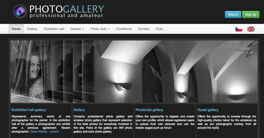 Webgalerie Fotocepelak featured meine Fine Art Schwarz-Weiß Architektur- und Landschaftsfotos