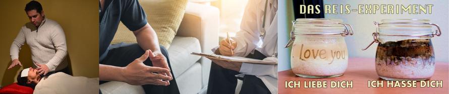 Krankheiten, Geistheilung, Liste von Krankheiten, Heilenergie, Reiki, Reisexperiment, Ikea, Arztbesuch