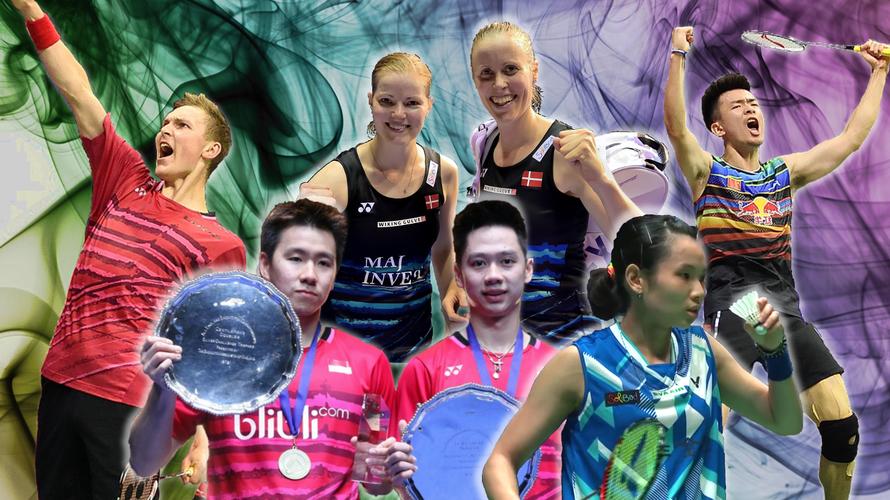 Die Spieler Und Ballwechsel Des Jahres 2017 Badminton News Hautnah