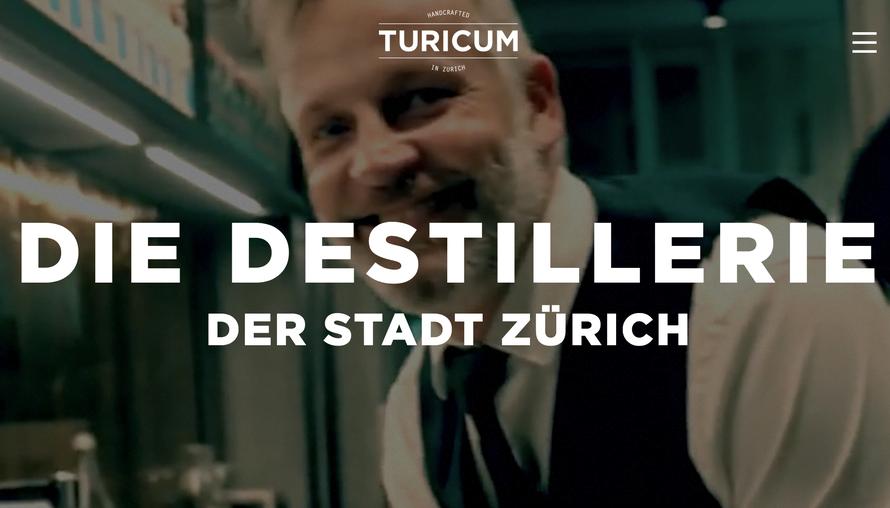 Website TURICUM: https://www.turicum-distillery.com/