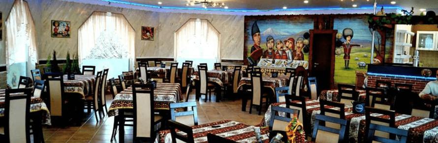 Restaurant Tbiliso, Frankenberg, Gutenbergstraße