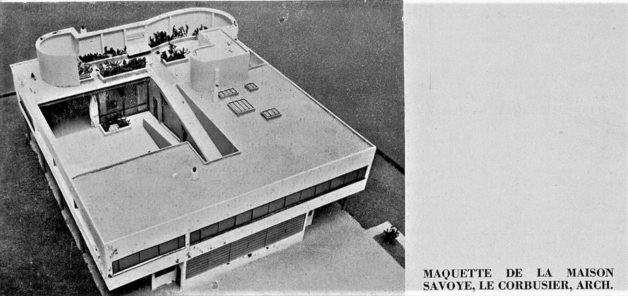 """Image """"L'architecture d'aujourdhui"""""""