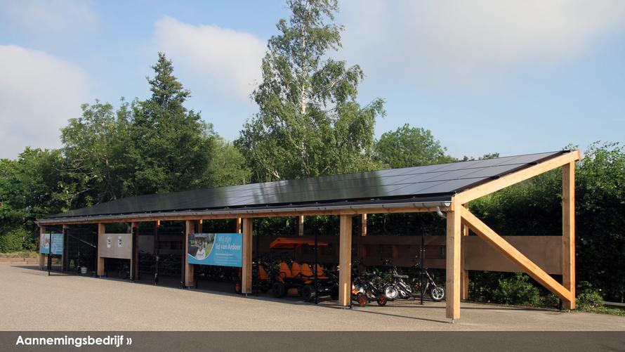 Interieur ontwerp chalet camping Stelleplas Heinkenszand