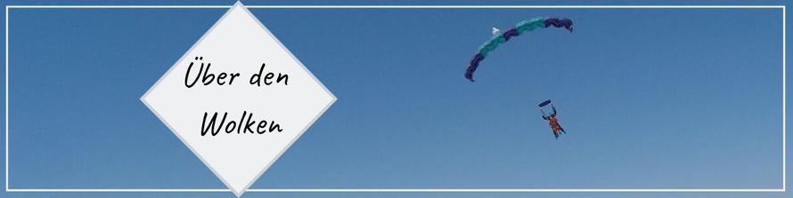 Ultraleichte Reisebegleiter und Rucksäcke aus Fallschirmen.