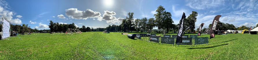 Festival Area Spartan Race Scotland Perth 2019