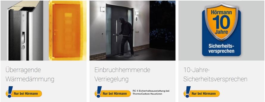 Haustüren Mülheim Hörmann Pade Unternehmungen