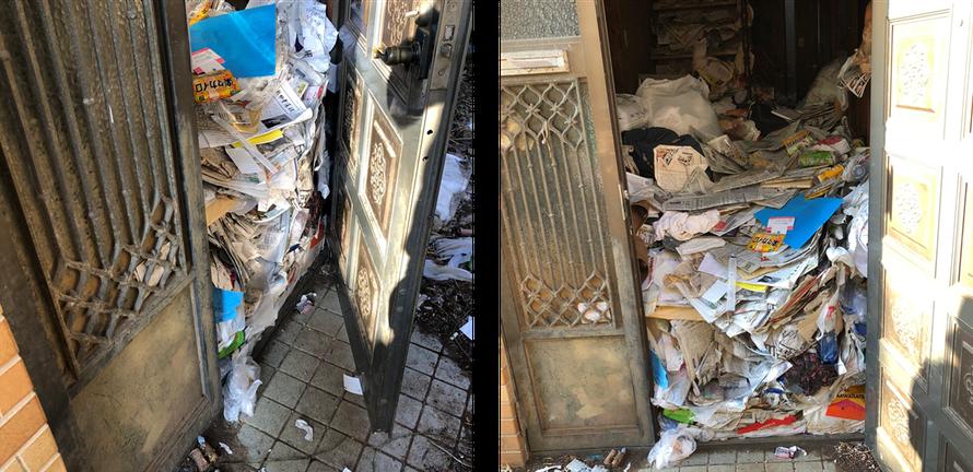 ゴミ屋敷|片付け|玄関|特殊清掃|埼玉県|東京都|群馬県|栃木県|茨城県|千葉県|