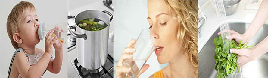 Ionizzatore acqua