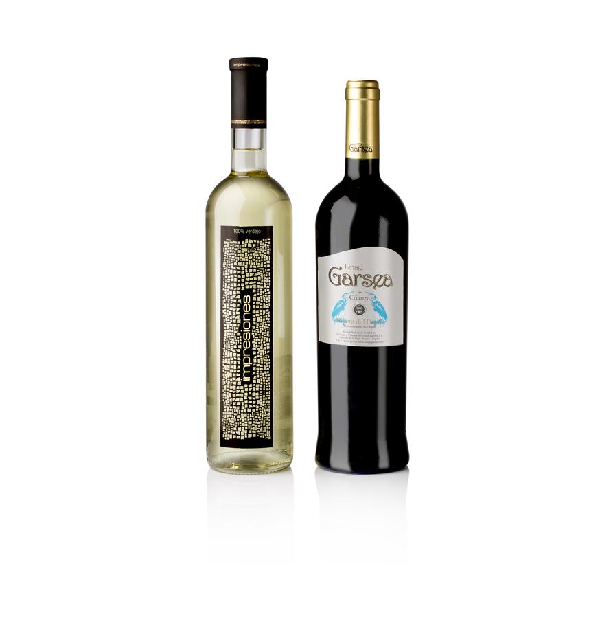 Vinos de Andalucía. Foto de Producto.