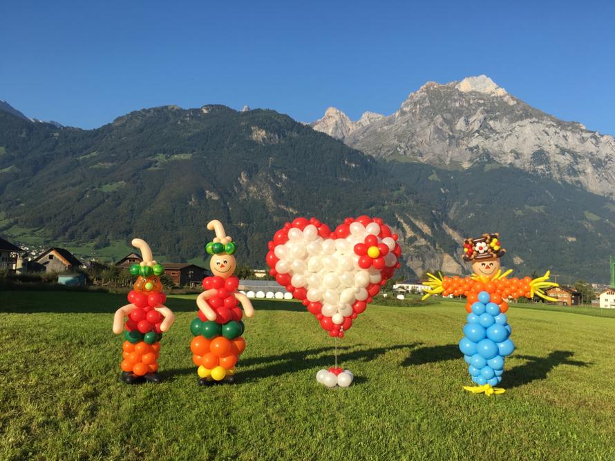 Herz, Vogelscheuchen, Herbst,Mr. toni balloni ch