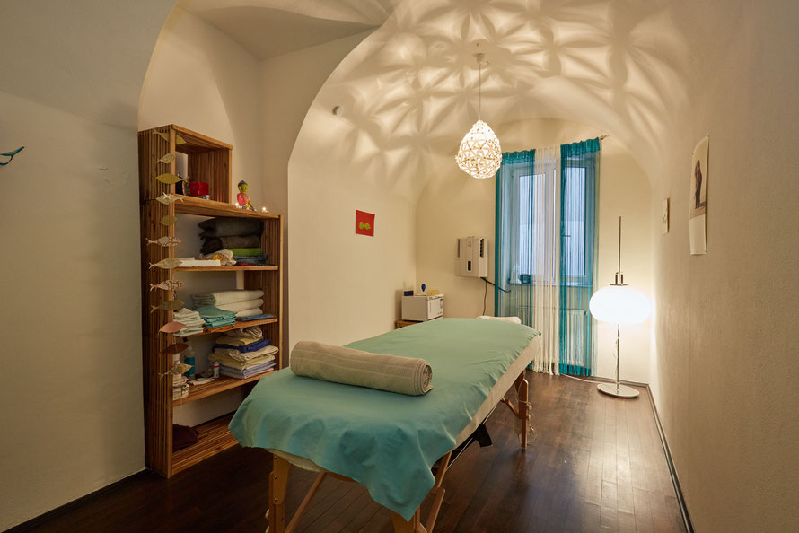 Massagen bei Ashtanga Yoga München