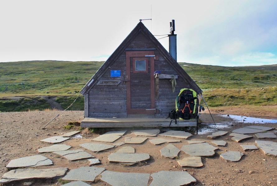 Ulvåtjärn Schutzhütte