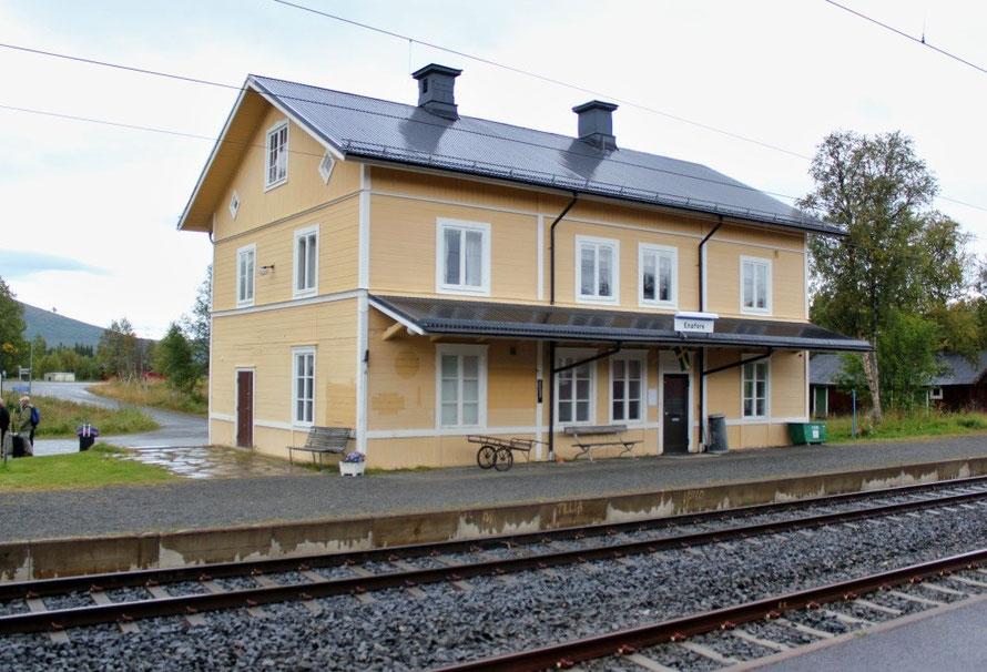 Bahnhof Enafors