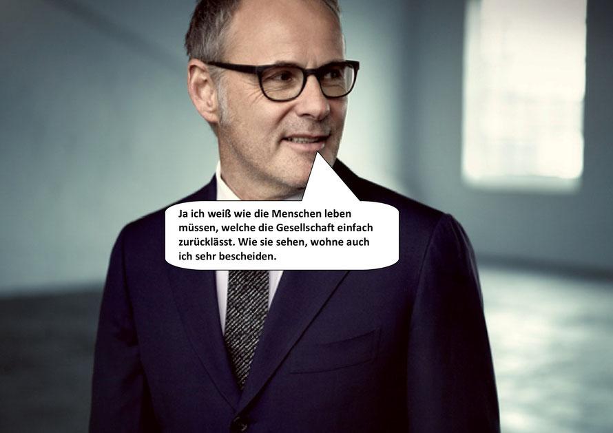 Reinhold Beckmann. Phoenix - Die geteilte Gesellschaft. Offener Brief.
