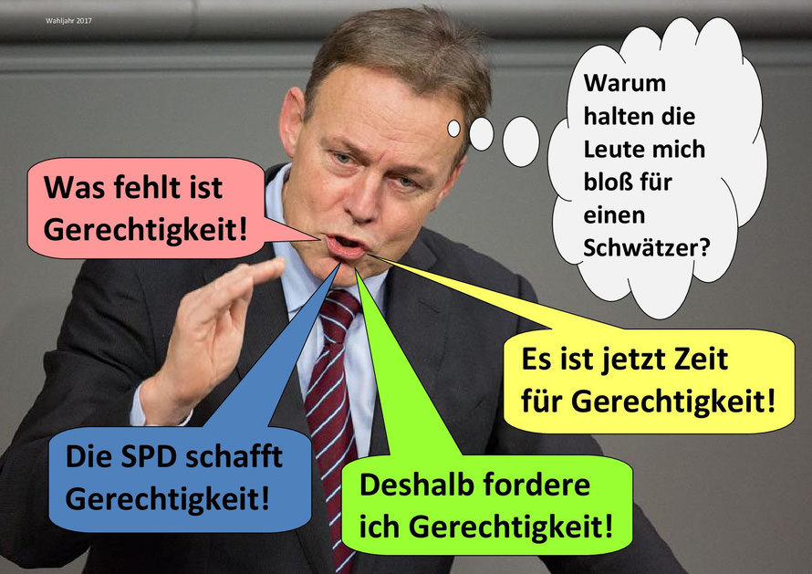 Thomas Oppermann, SPD