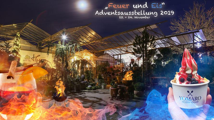 Adventsausstellung in Höchberg bei Würzburg ( Weihnachtsmarkt )
