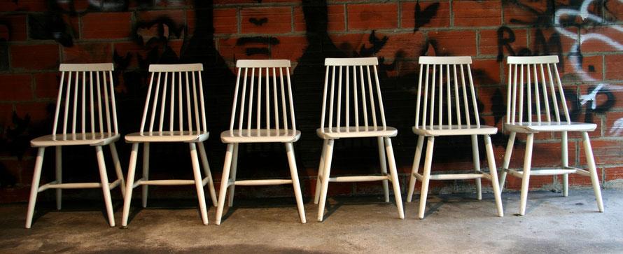 chaises Tapiovaara