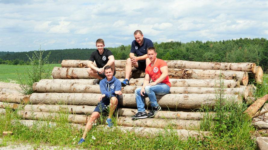 Kraftwerk-Team