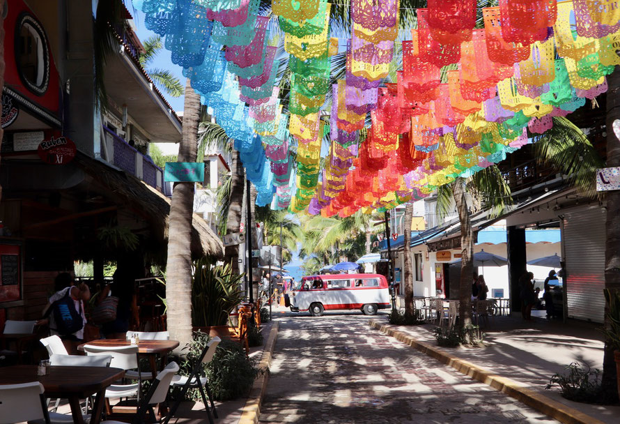 Streets of Sayulita