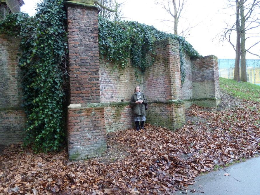Nijmegen - Sint-Gertrudiskapel nabij Museum Het Valkhof...