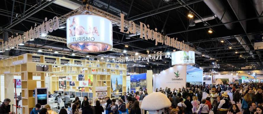 Feria de Turismo España