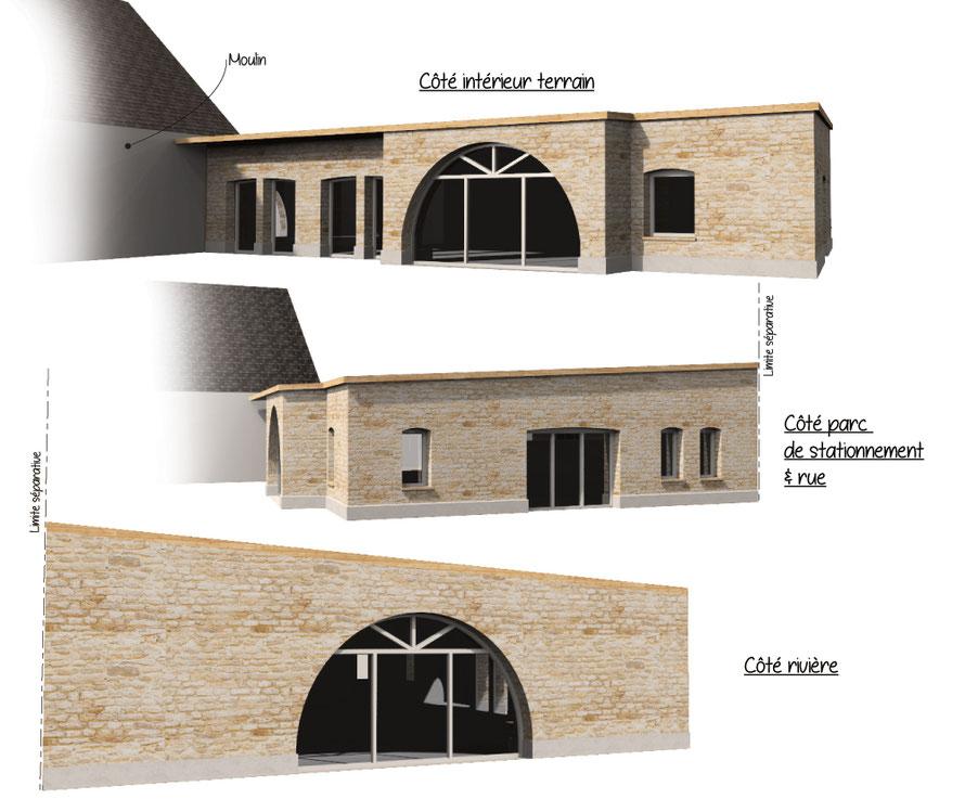 conception d'extension pour un atelier