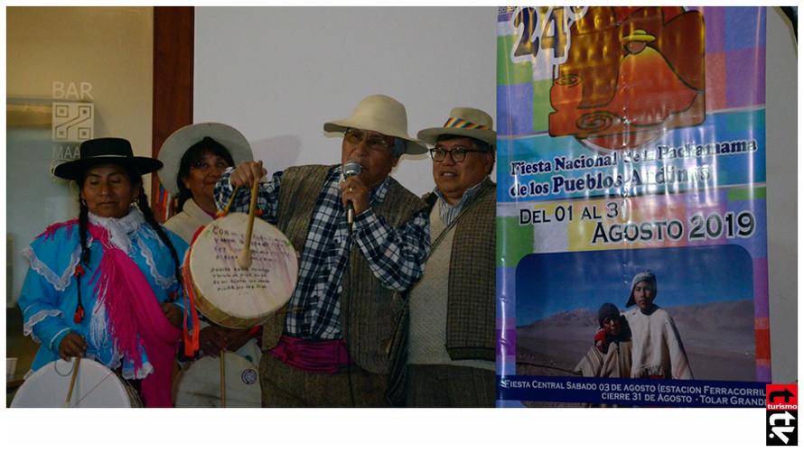 En agosto salteños y turistas podrán vivir la Fiesta Nacional de la Pachamama de los Pueblos Andinos