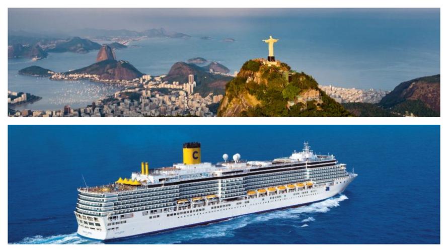 Viajar a brasil en Crucero