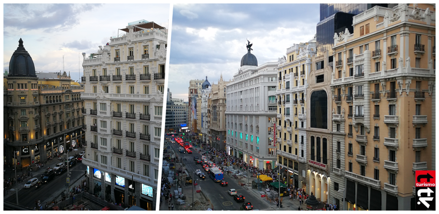 Madrid turismo de compras