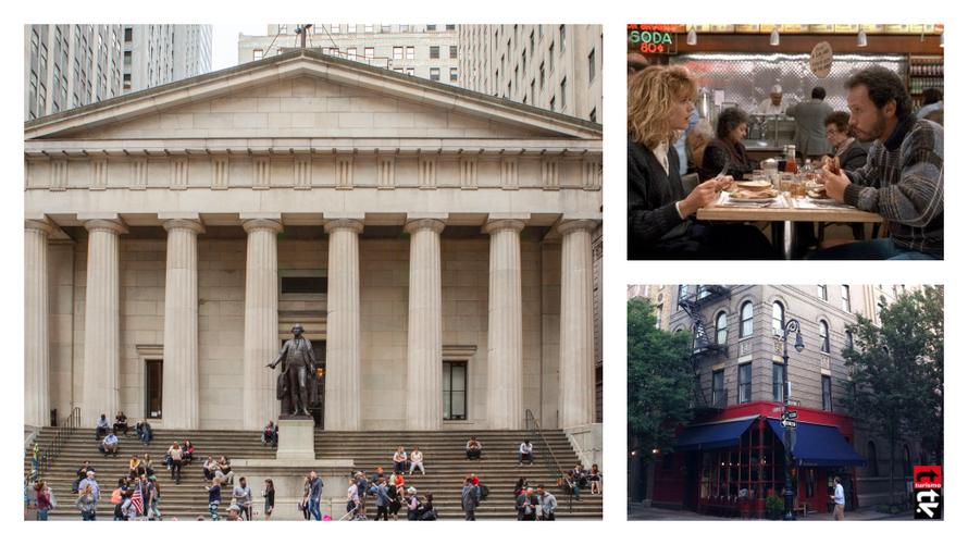 Nueva York y el cine y las series -sitcom-