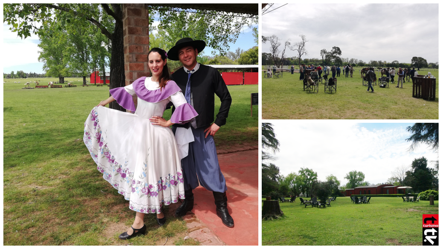 Día de campo  Rodizio Luján