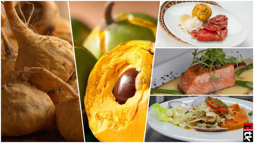 Productos regionales de Perú