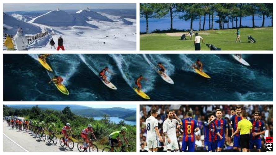 Deportes y Turismo