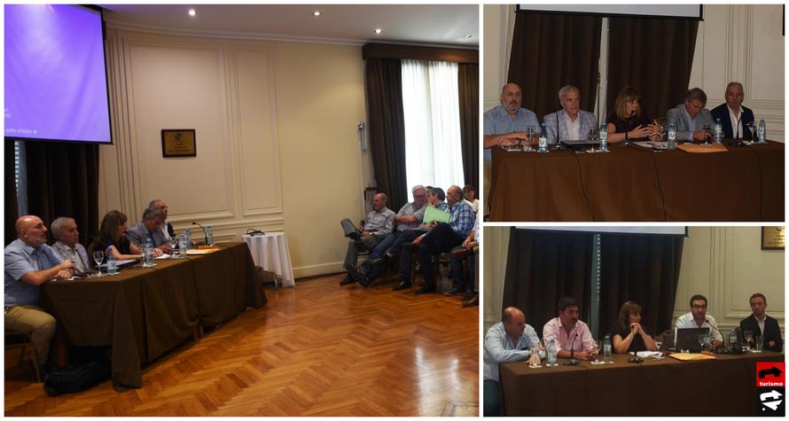 FEHGRA: Presidentes de todas las Filiales participaron en el encuentro organizado en la Federación