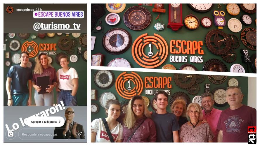 Escape Buenos Aires