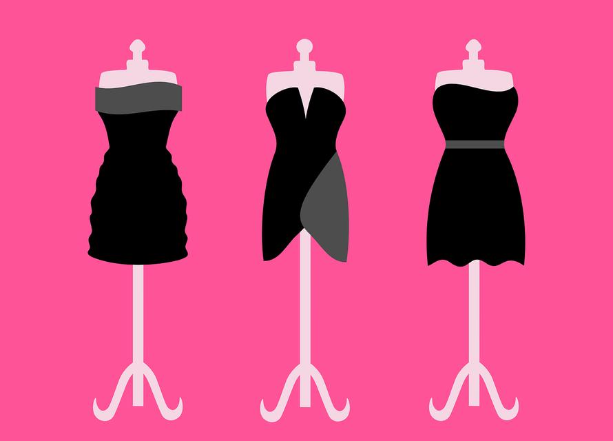 petite robe noire, choisir sa robe, choisir sa petite robe noire, incontournable garde-robe