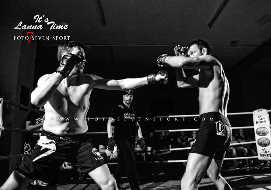 Gregor Hoch (MMA Bujin Gym) VS Florian Kopiec (Vestside Warriors)