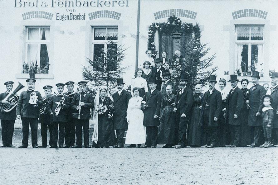 Erstes Foto Musikverein Dingelsdorf