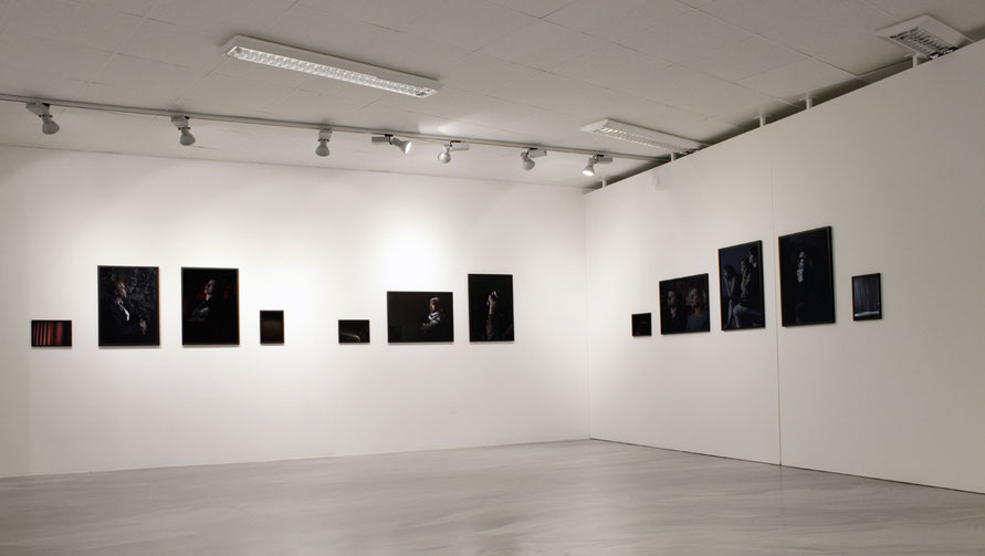"""Ausstellungsansicht 2018. """"BIOS 4"""", Kunstraum hase29, Osnabrück"""