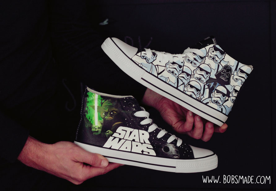 Star wars Chucks Shoes