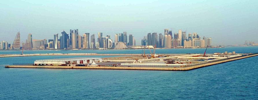 Doha Port (im Bau, Dez. 2019)