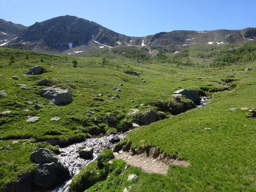 Le vallon de Prals